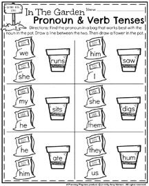 Find The Missing Words Teachervision Kindergarten Verbs