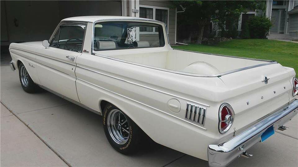 1965 Ford Ranchero - 302 with 5 speed manual