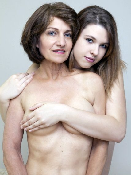 Lesbian Mom Punishes Daughter