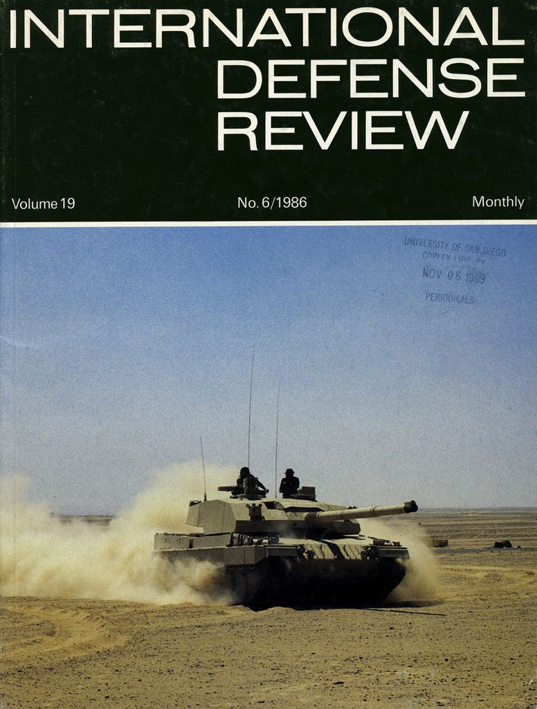 International Defense Review: Volume 19, Issue 06