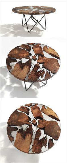 Ancient New Zealand Wood Was Combined With Resin To Create