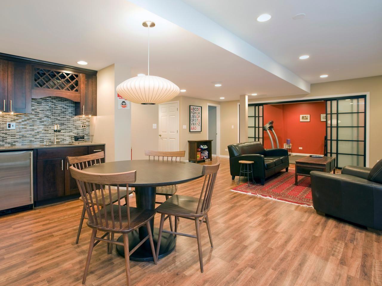Managing a basement remodel basements basement flooring and