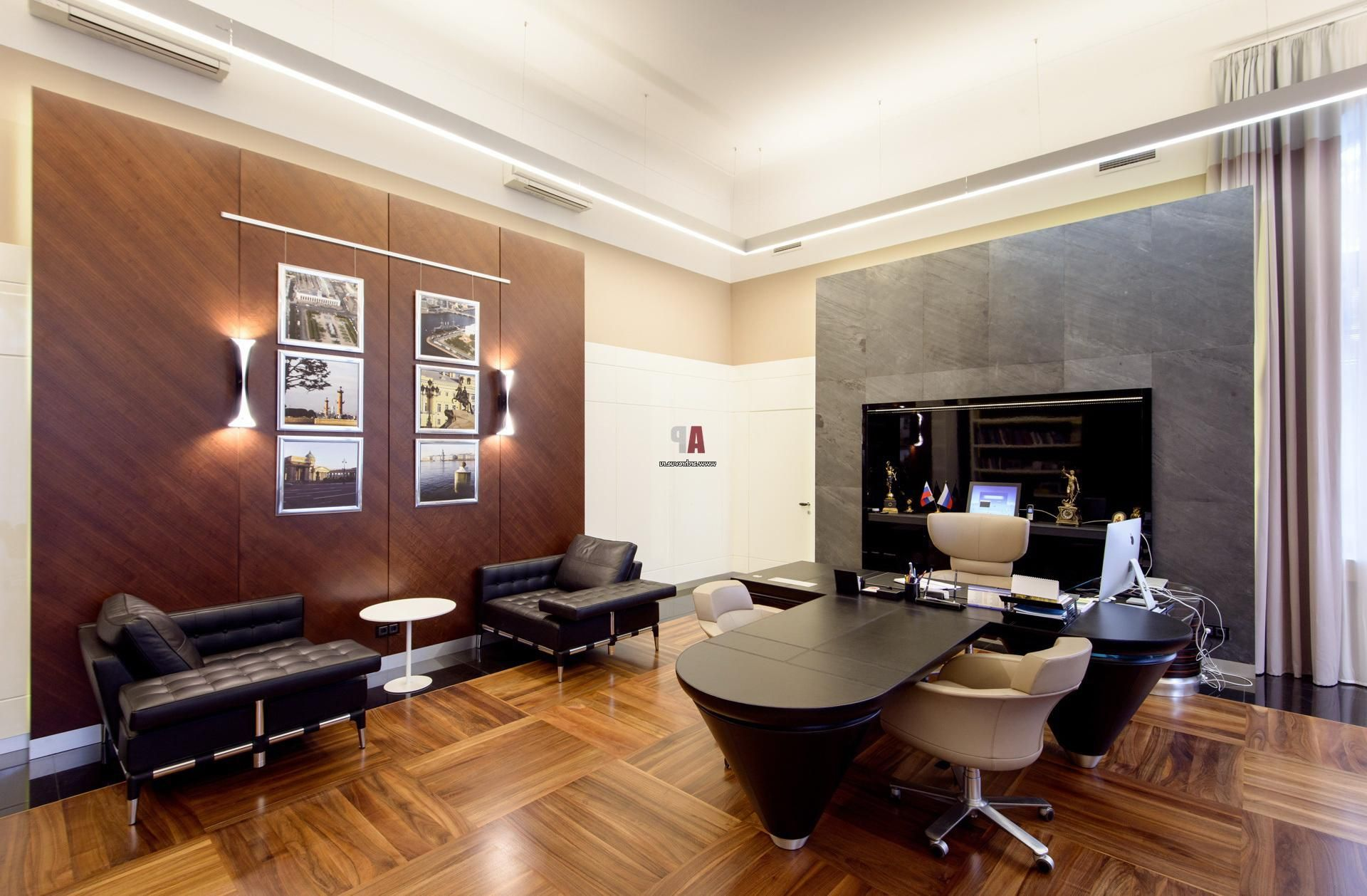 white beige and brown grey panel colors for modern office on good office wall color id=41186