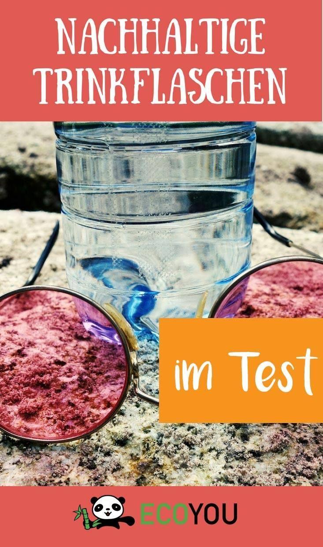 Nachhaltige Trinkflaschen im Vergleich Test EcoYou