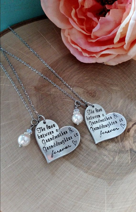38+ Matching jewelry for grandma and granddaughter info