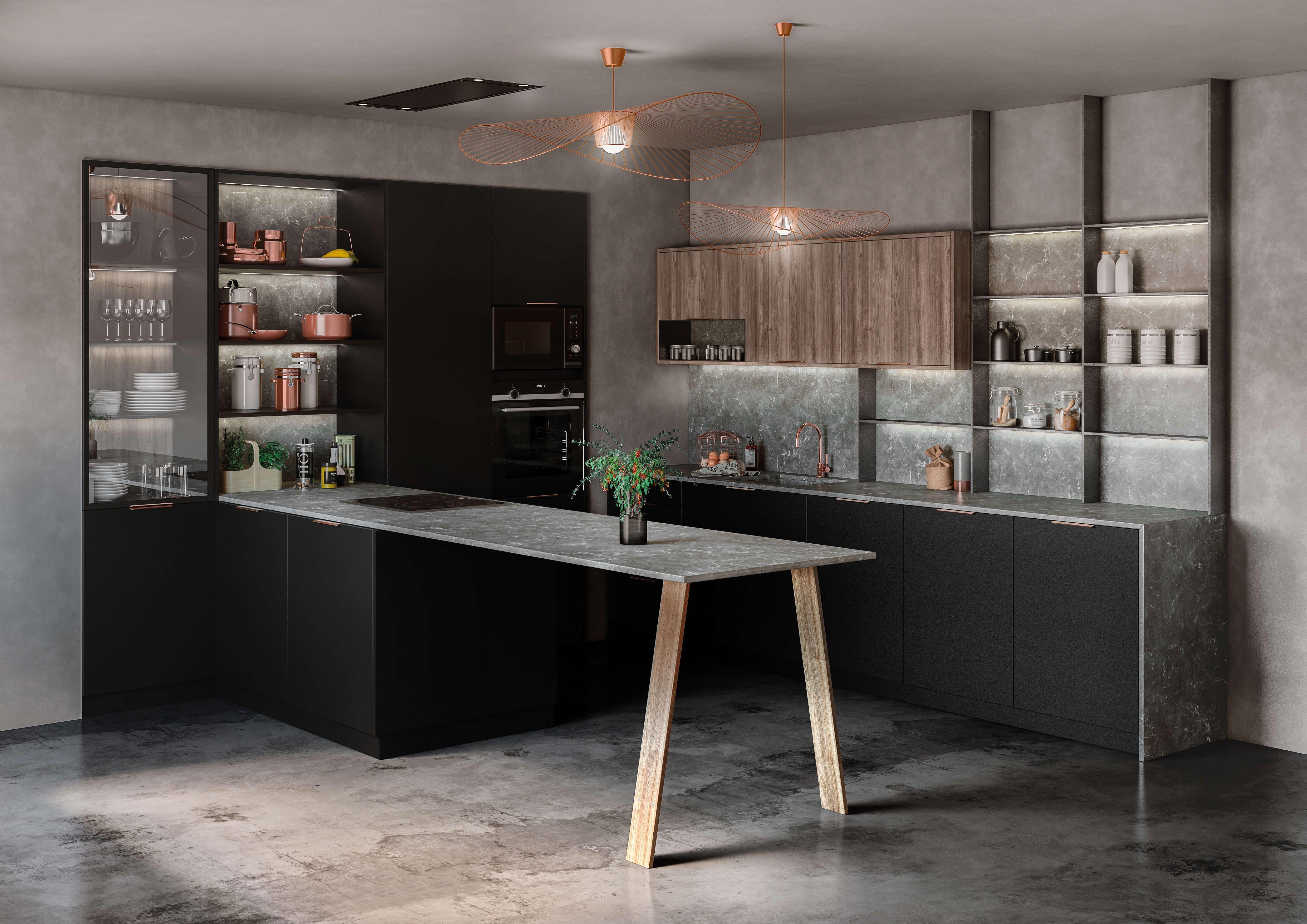 Tpc Cocinas Galeria Cocinas Cocinas Modernas Disenos De Unas