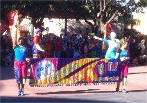 Disney's Pixar Pals Countdown to Fun Parade had its last show on Saturday...I wonder what's next?