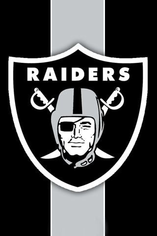 Oakland Raiders Oakland Raiders Logo Logotipos De Futbol Oakland Raiders