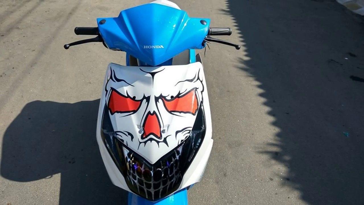 Image result for dio bike modify