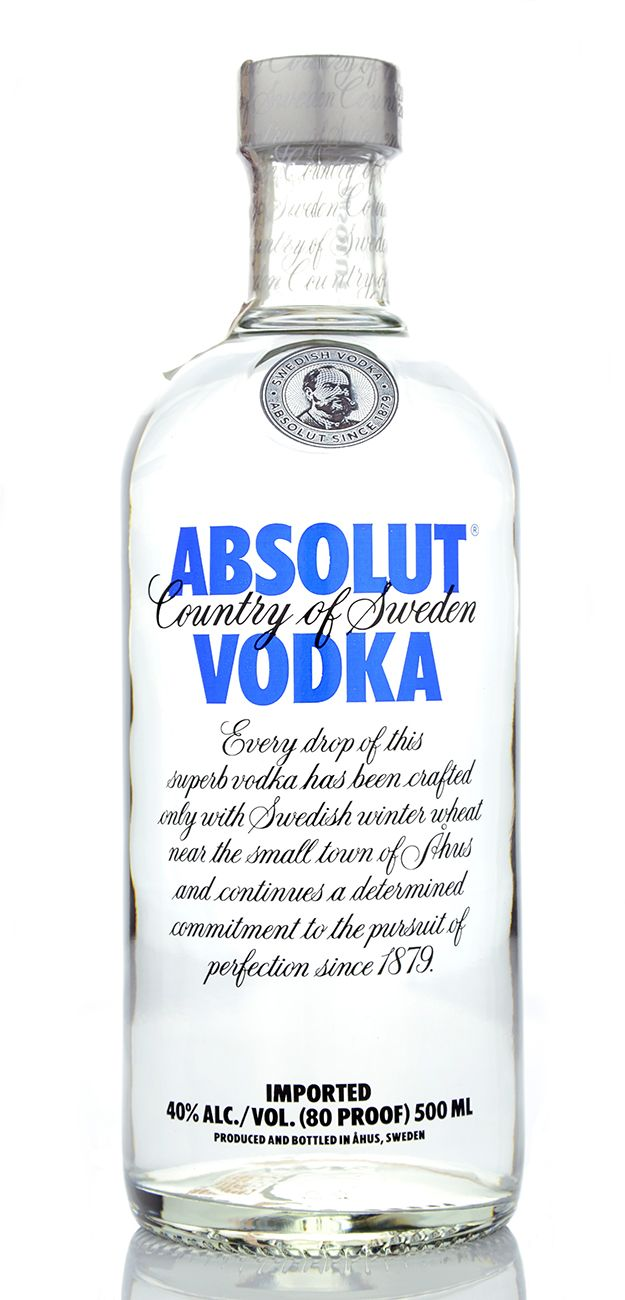 what type of alcohol is vodka