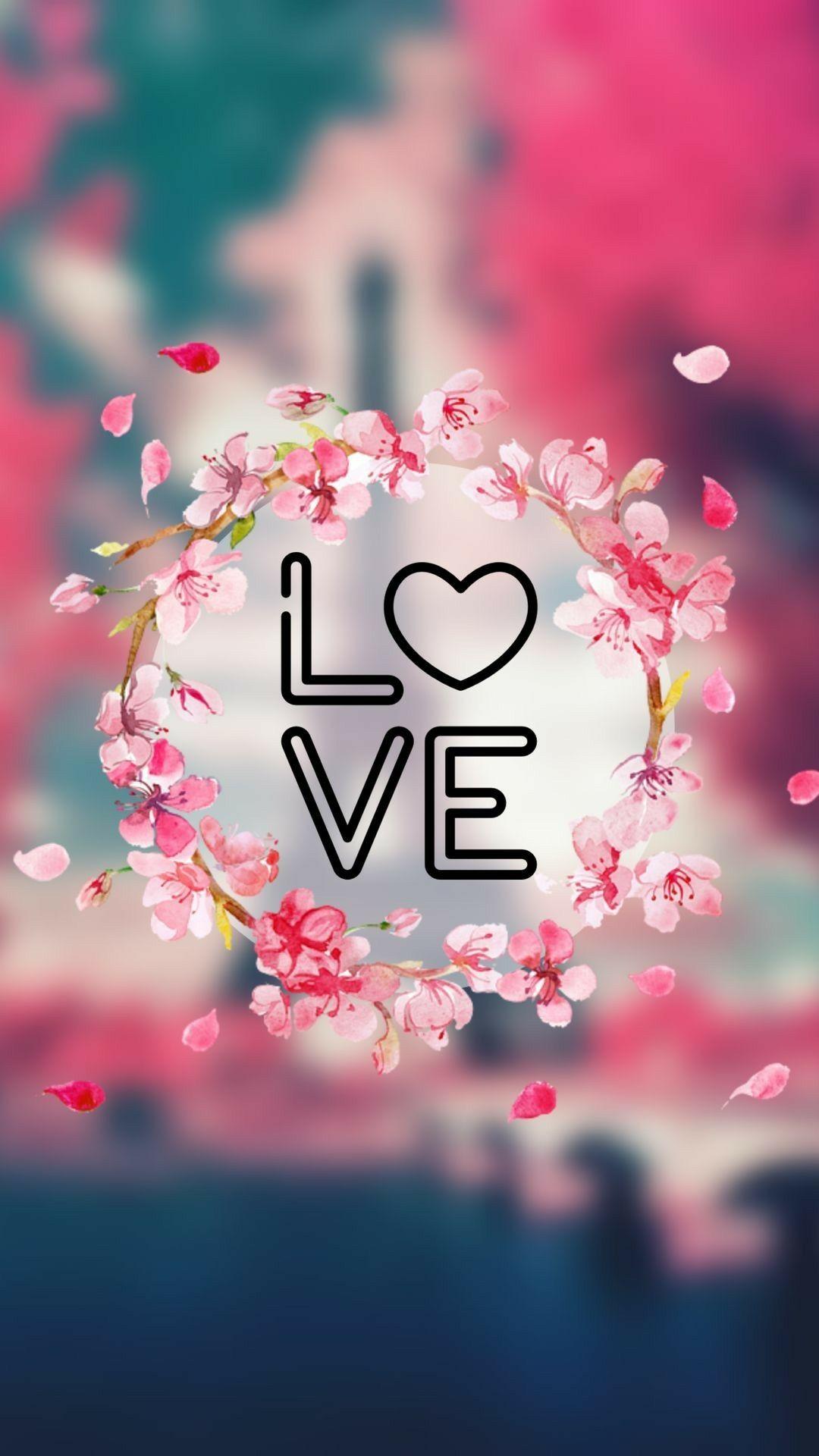 Pin By Faramarz K On Amor Love Wallpaper Pink Wallpaper Iphone Wallpaper
