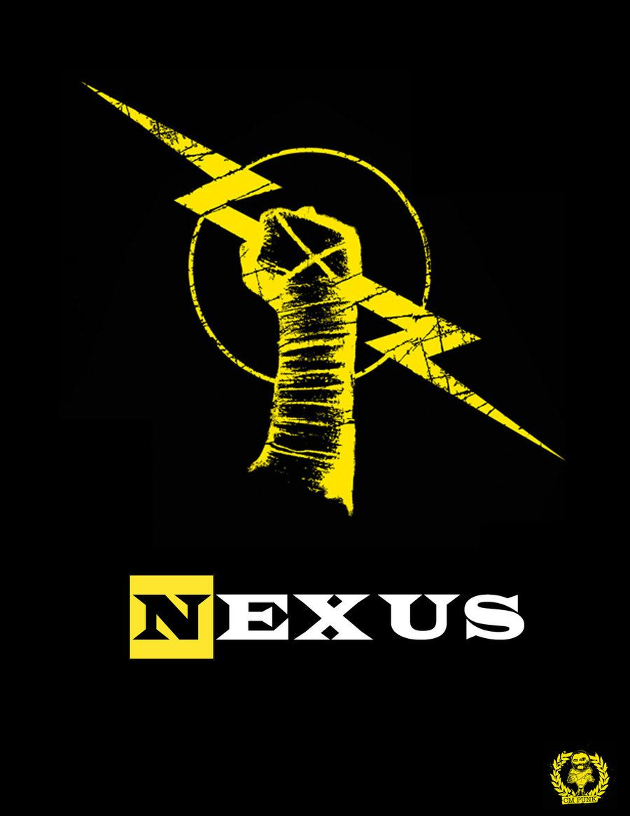 Nexus Cm Punk Logo By Lee148 On Deviantart Strikesrike