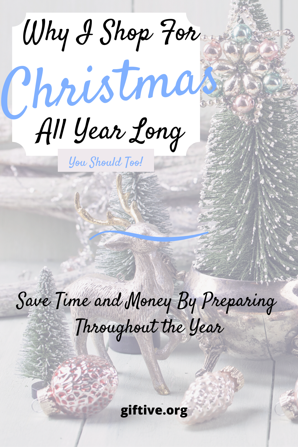 Why I Shop For Christmas Year Round In 2020 Saving Money For Christmas Gifts For Women Christmas Gifts For Women