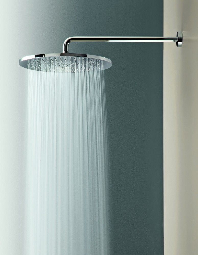 Rain Shower Heads Round Rain Showerhead And Arm Ts50 With