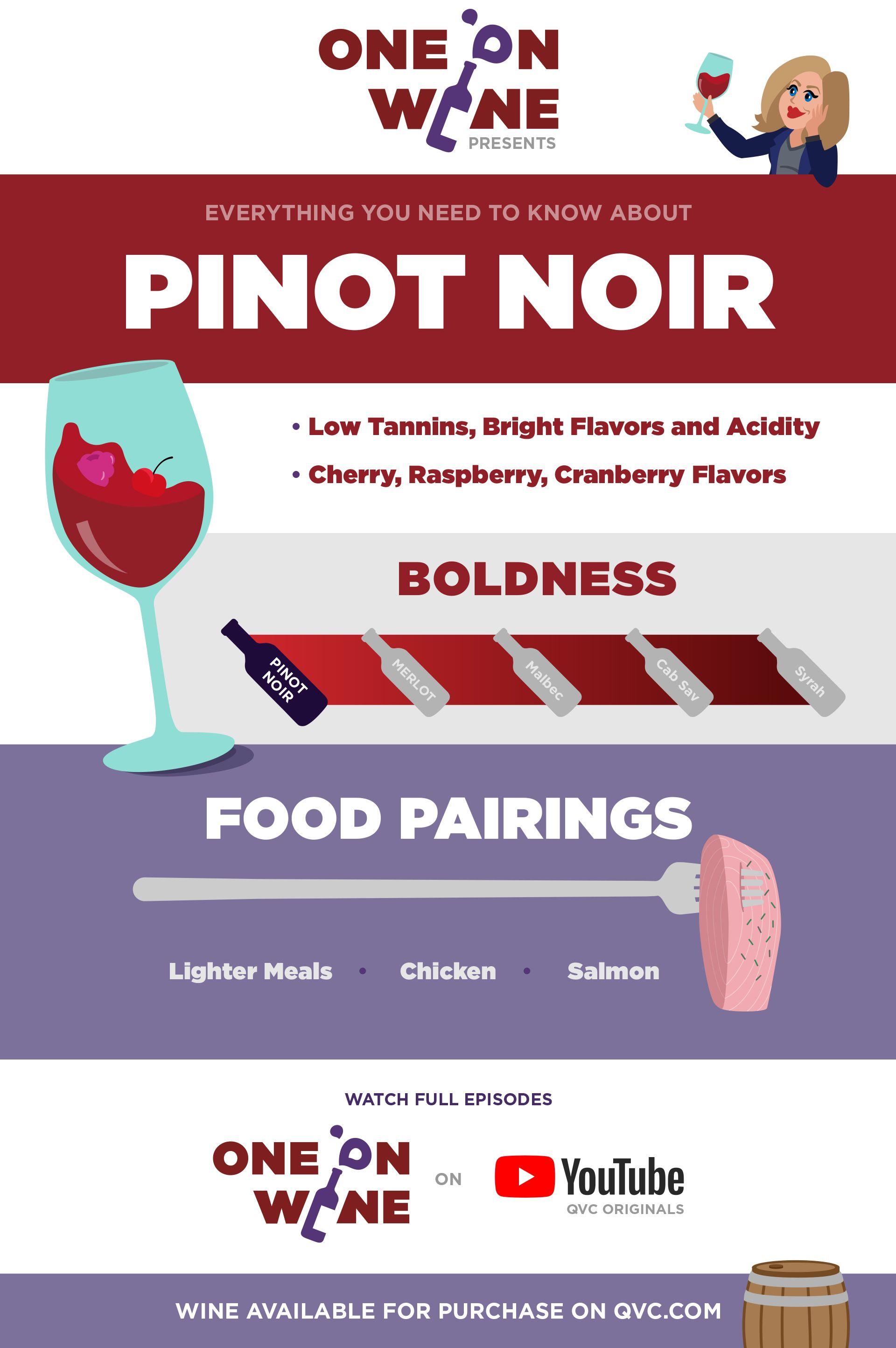 Pinot Noir Food Pairings Vinos