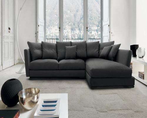 Corner Curved Sofa Bedroom