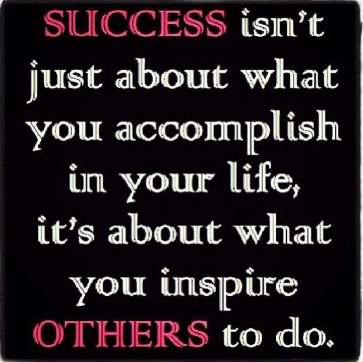 Aspire to Inspire♥