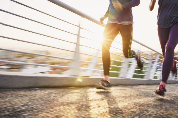 How Many Calories Do You Burn While Running? | Couple ...