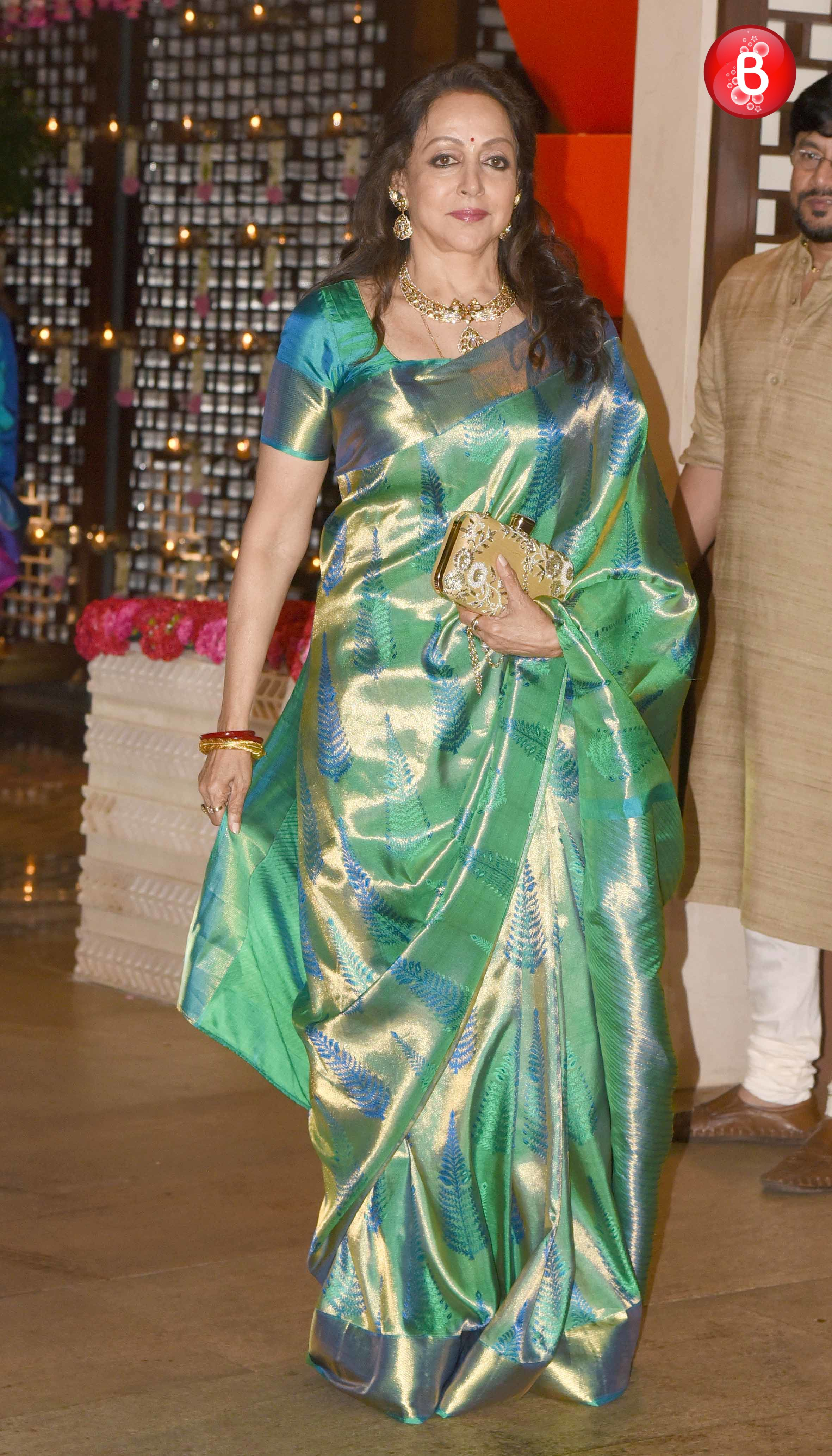 Image result for hema malini saree