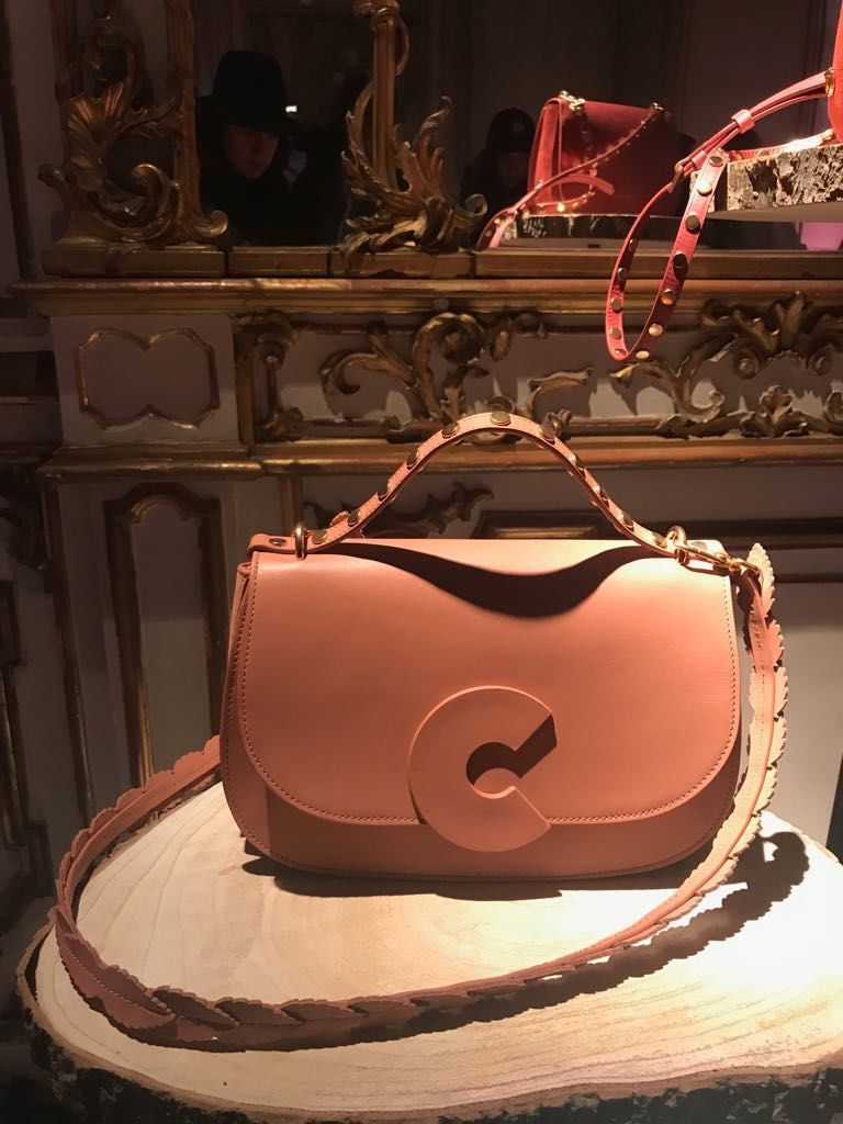 f809f82637 Coccinelle Autunno Inverno 2018 2019 | bag 3 in 2019 | Bags, Leather ...