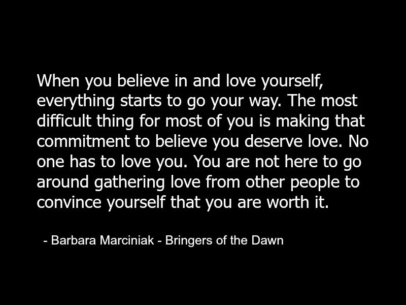 Barbara Marciniak Quote Love Spirituality Spiritual B