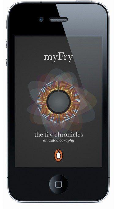 MyFry iPhone app Iphone apps, Web grid, App