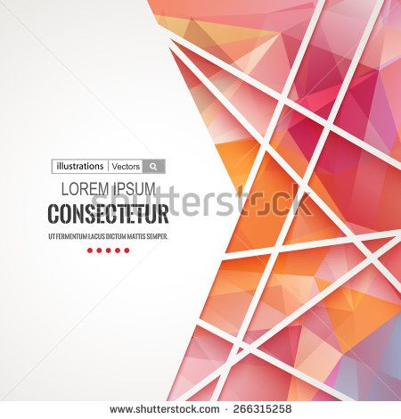 Abstract geometric background with polygons info graphics abstract geometric background with polygons info graphics composition with geometric shapes vector illustration for business presentation stock vector toneelgroepblik Image collections