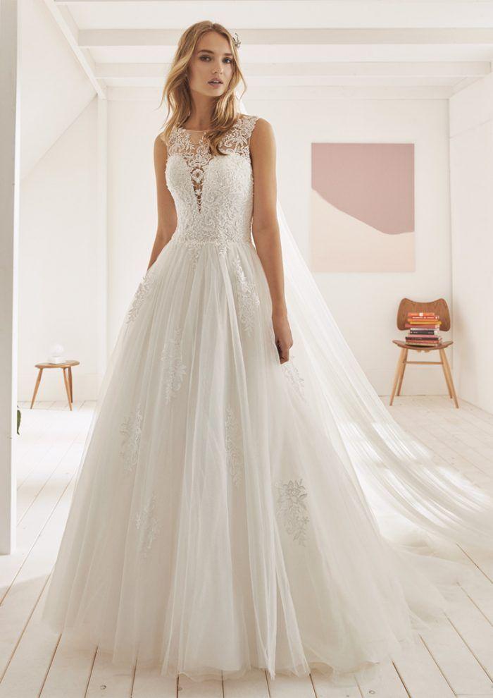 84a2e729197 PATRICK WHITE ONE – OLYBETH – VESTIDO DE NOVIA – WEDDINGLAND BARCELONA –  Vestidos