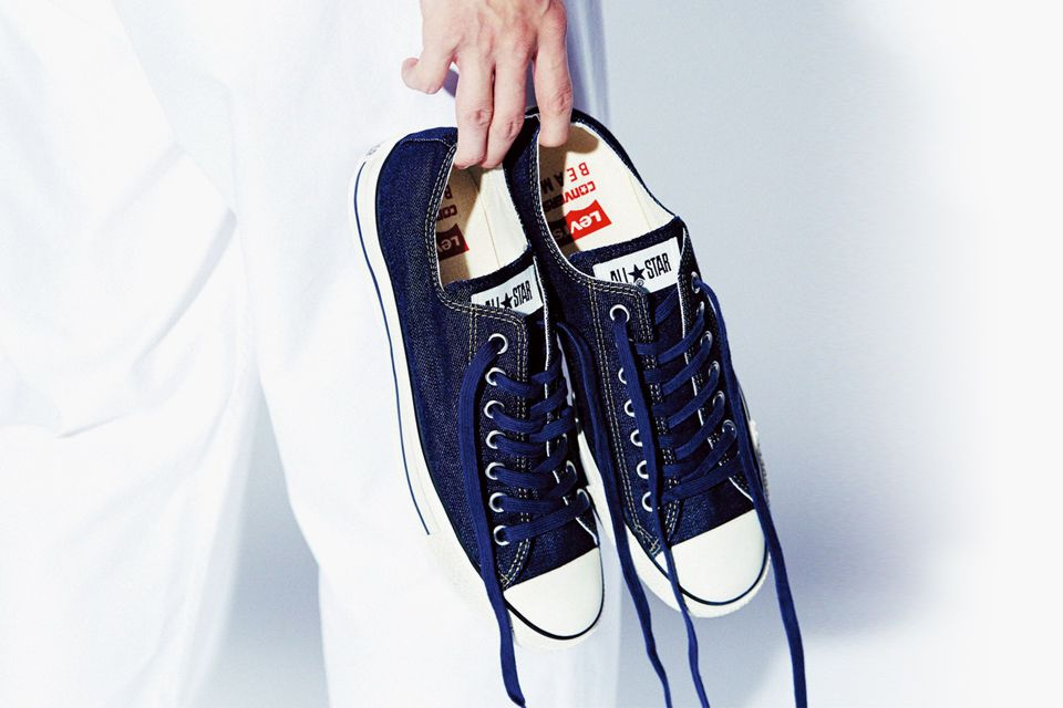 Levi's x Converse Denim All-Star Sneaker | Converse ...
