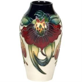 Moorcroft Anna Lily Vase 200/5 > Collectibles > British Isles