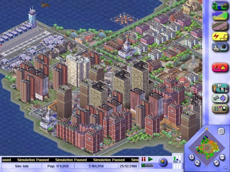 simcity 3000 easily wasted months on this city building simulator