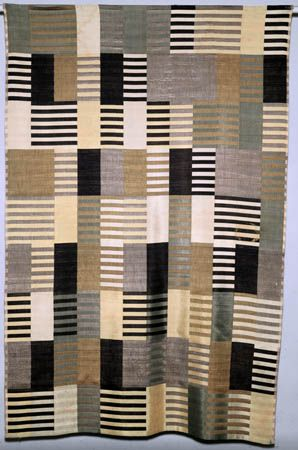 By Anni Albers, 1 9 2 6, Wall Hanging . Bauhaus textile.
