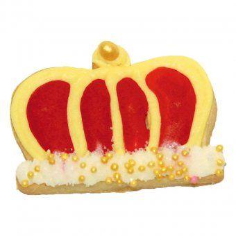 #design3000 #baking #backen #naschen #cookiecutter #crown Ausstechform Krone - Motivausstecher.