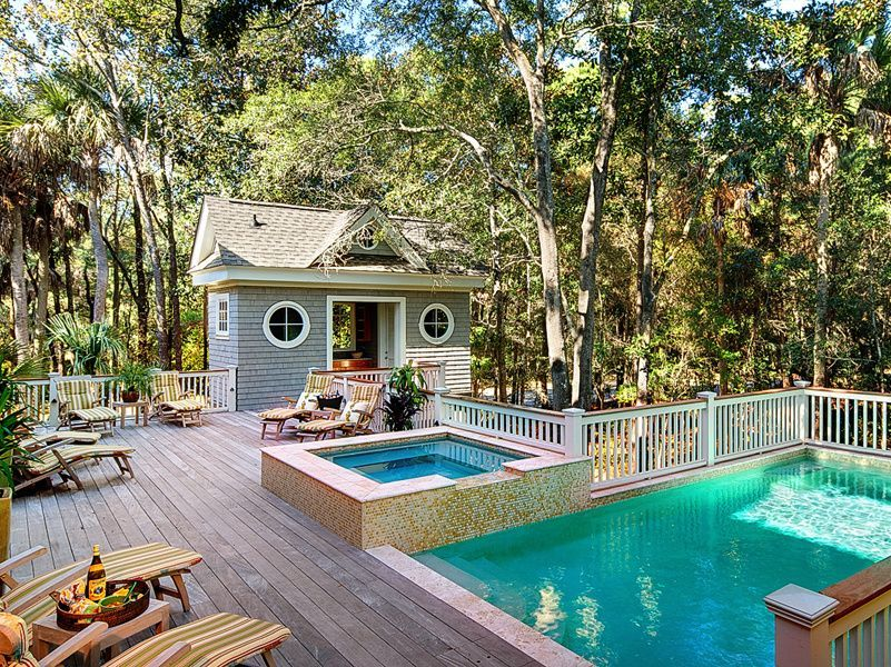 Spacious 5 BR Home, Private Pool, Screened... HomeAway