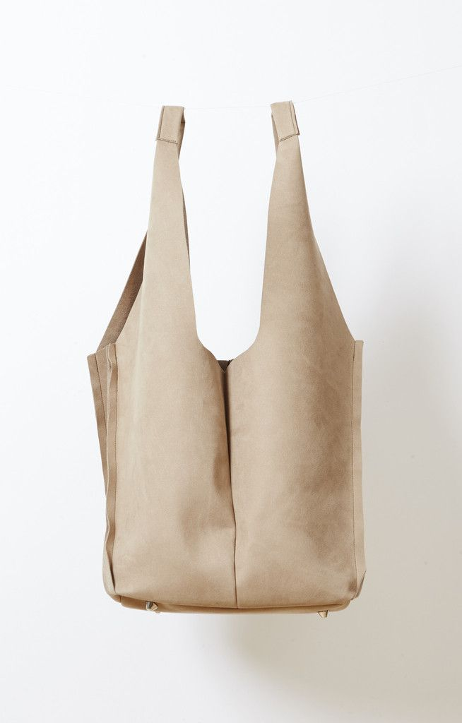 Place de Bleu — Suq Shopping Bag Sand