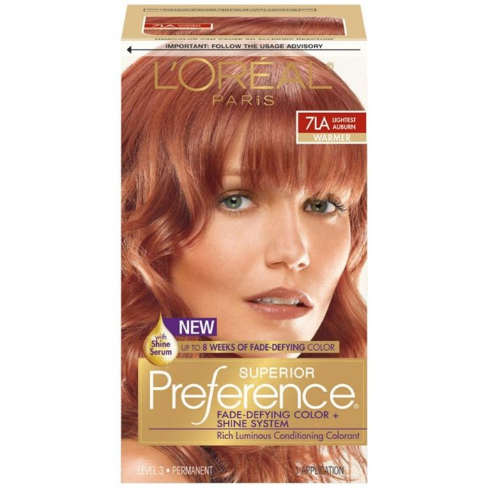 Loreal Strawberry Blonde Hair Dye With Images Red Hair Color
