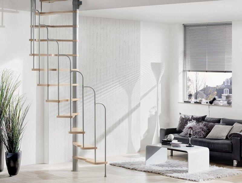 escalier gain de place semi h lico dal treppen hambourg 70 x 140 cm attic bedroom pinterest. Black Bedroom Furniture Sets. Home Design Ideas
