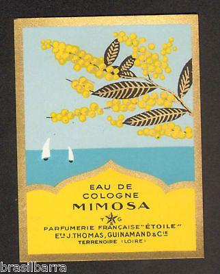 10 ETIQUETTES PARFUM: EAU DE COLOGNE MUGUET Parfumerie Française Etoile • EUR 6,00