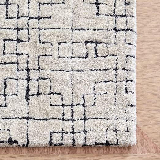 Stone Tile Rug Interior Ideas Rugs On Carpet