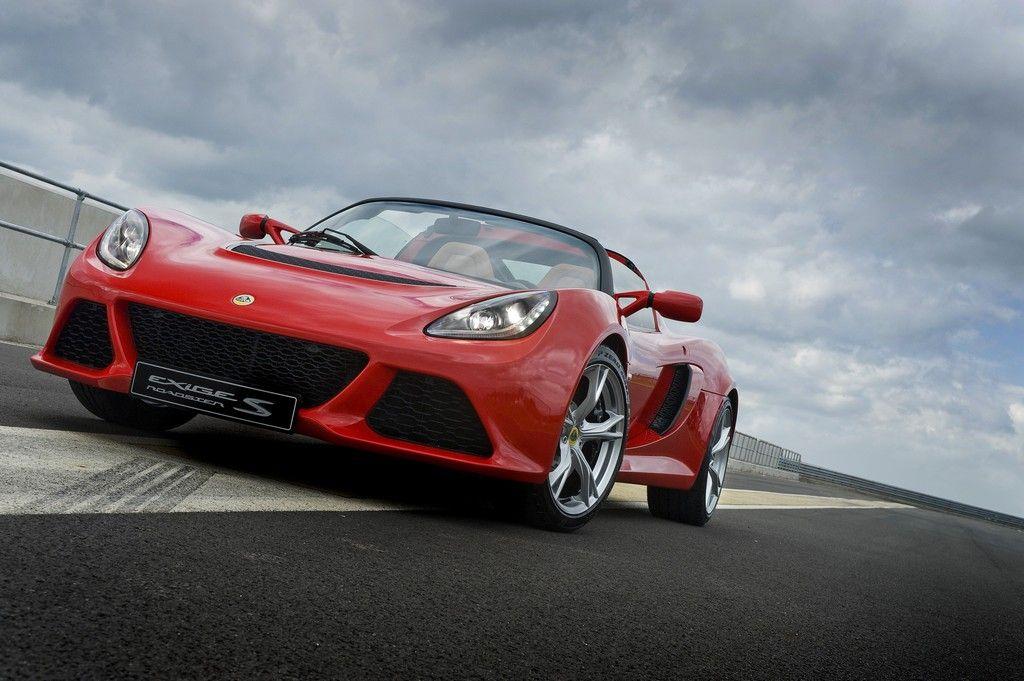 Lotus Exige S Ecco La Roadster Video Lotus Exige Lotus Car