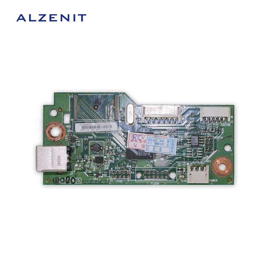 ALZENIT For HP CP1025 1025 Original Used Formatter Board