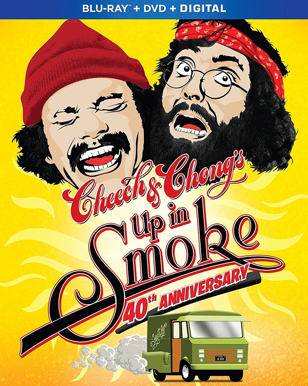 Cheech chongs up in smoke 40th anniversary edition blu