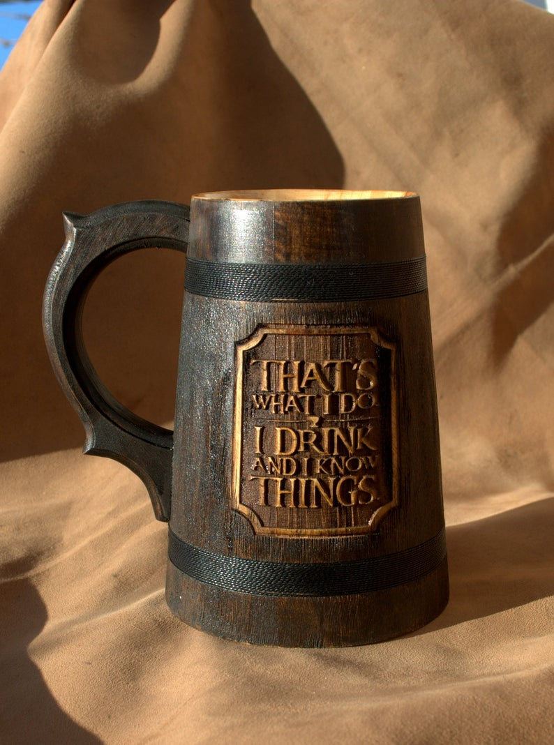 Game Of Thrones Mug Tyrion Lannister inspired Thats what i