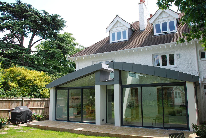 Best Curved Zinc Roof Details Google Search Zinc Roof 400 x 300