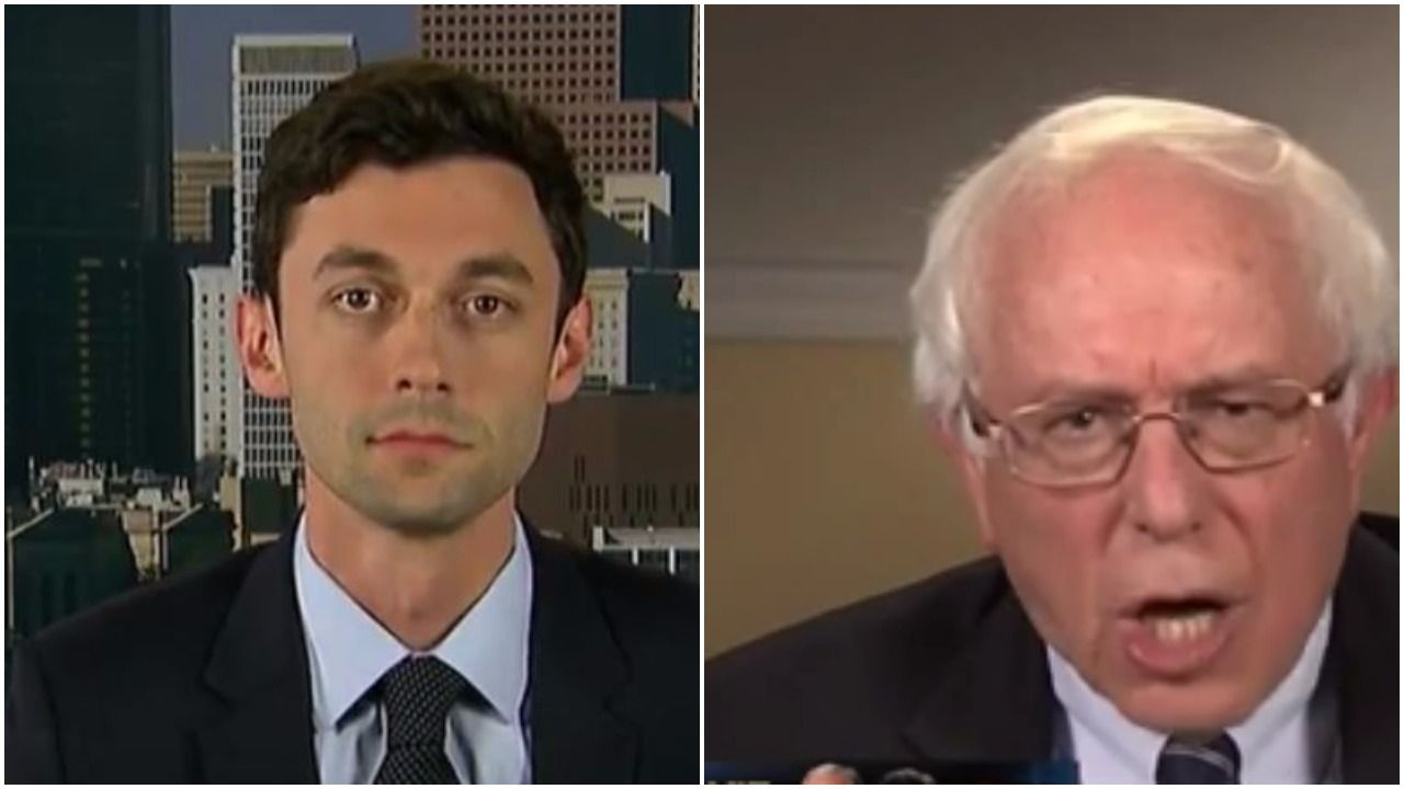 Bernie Sanders Cleverly Makes It Clear That He Is Supporting Jon Ossoff In Georgia Runoff