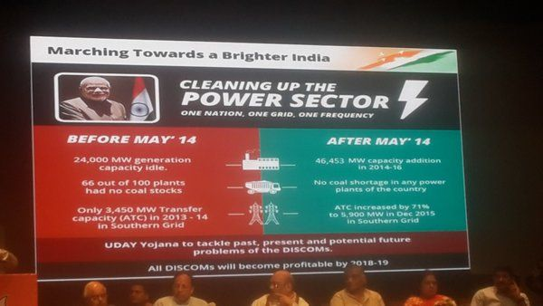 Cleaning Up The Power Sector Bjpsmmeet Tajinderbagga Twitter With Images Cleaning Power Clean Up