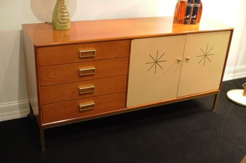 Mid Century Modern Freak | 1958 Drexel Sun Coast Dining Room Buffet U0026 Hutch  |