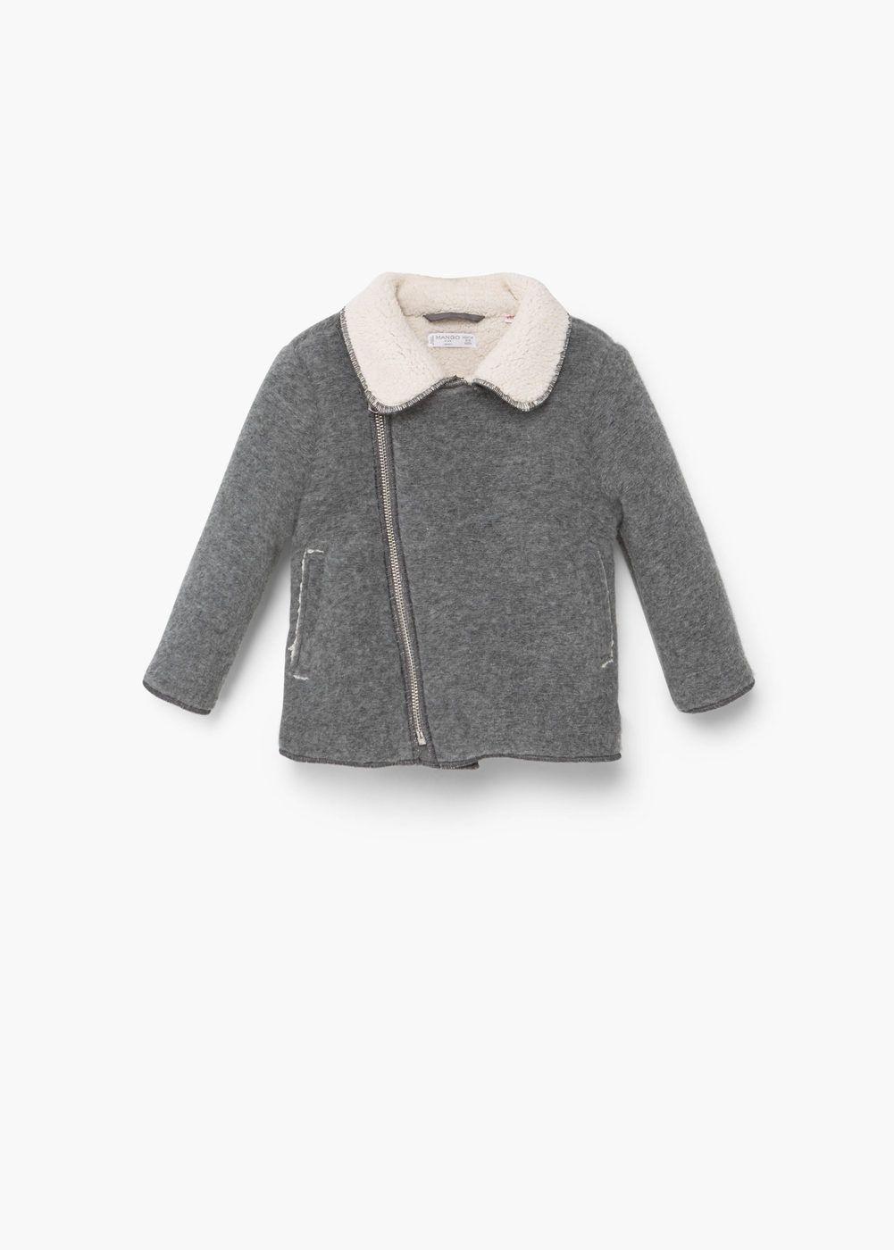 magasin en ligne 4af9c b5471 Manteau imitation mouton - Garçon | 2 ans Aaron | Mode bébé ...