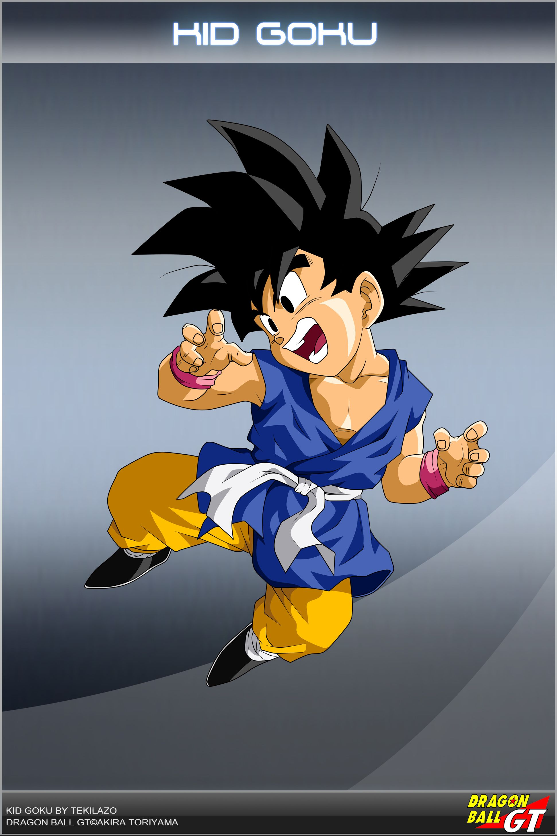 Dragon ball gt 3 anime wallpapers pinterest dragon - Dragon ball gt goku wallpaper ...
