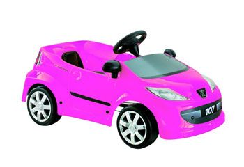 Peugeot 107 Pedal Car | Childrens | Peugeot Merchandise | SG Petch ...